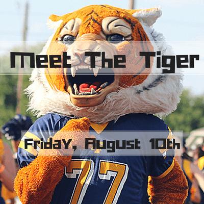 Meet The Tiger