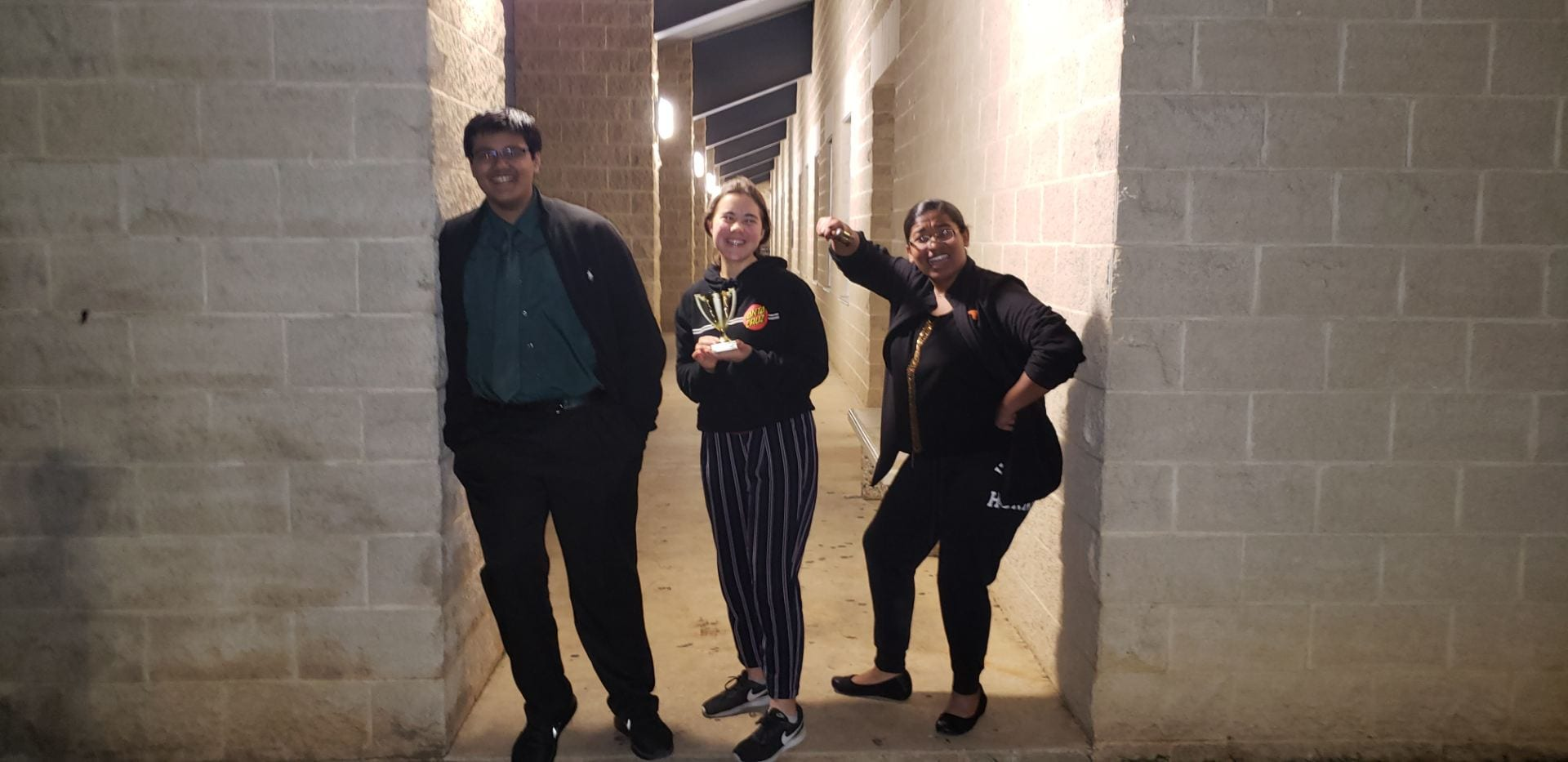 Stony Point Debate earns third State qualifier