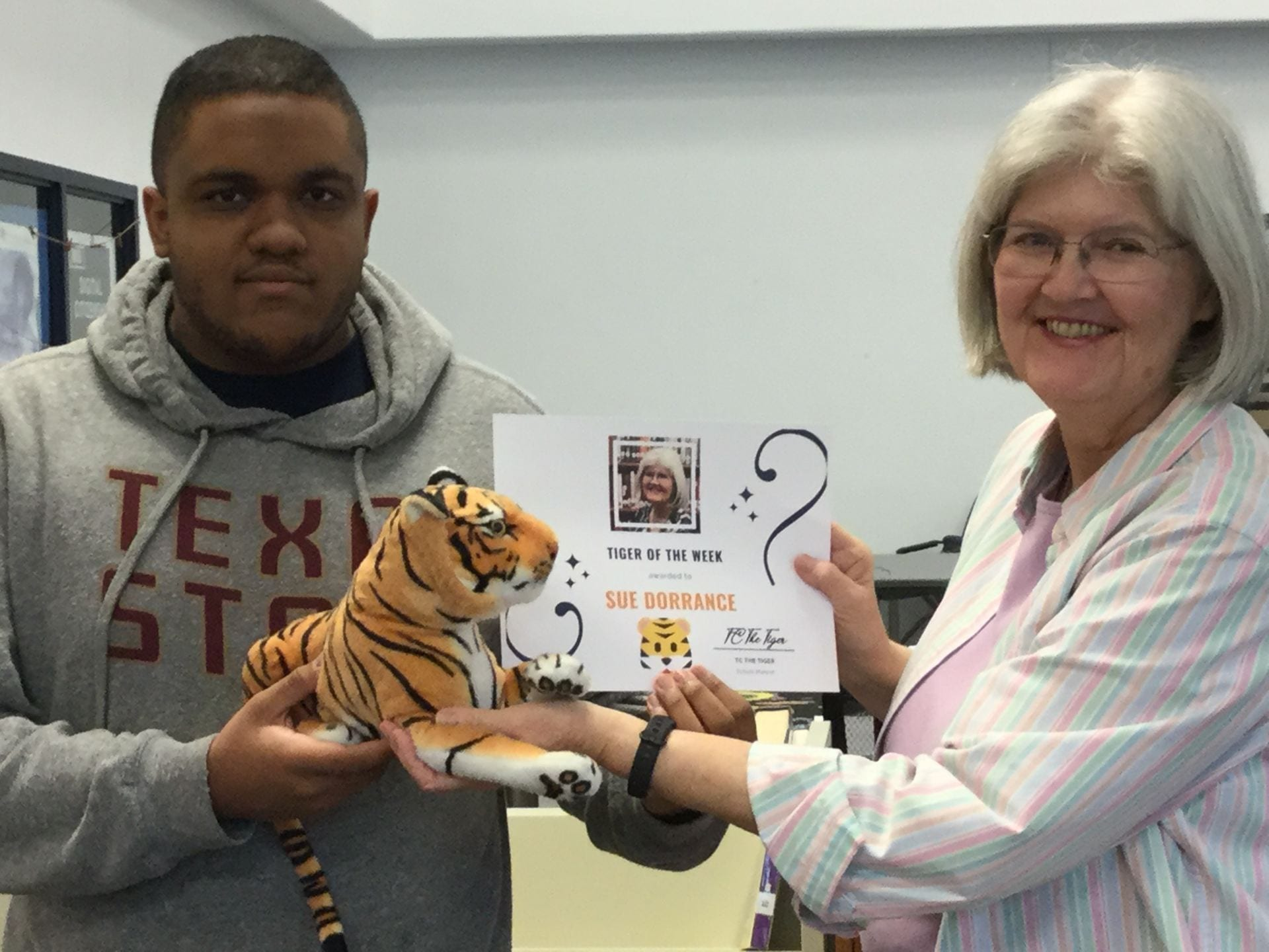 Tiger of the Week