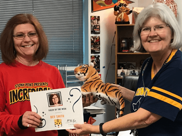Tiger of the Week 1-21-2019
