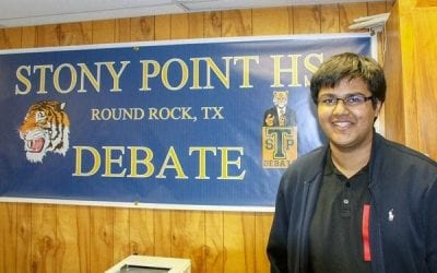 Statesman: Sophomore Heading To National Debate Tournament