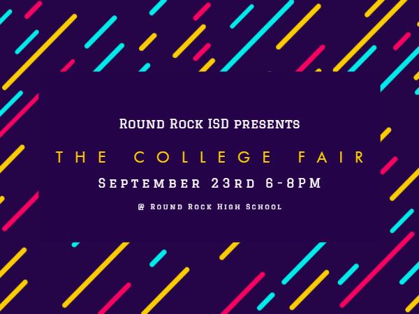 Round Rock ISD College Fair