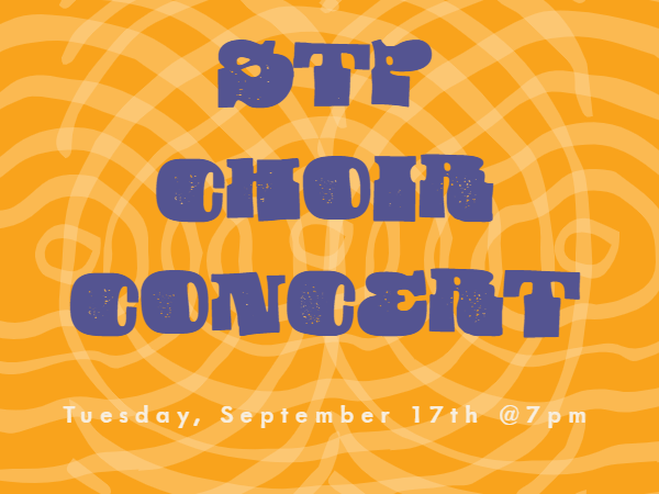 Stony Point Choir Concert