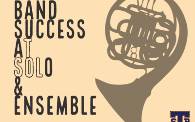 Band Success at Solo & Ensemble