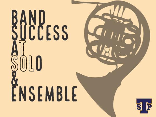 Band Success at Solo & Ensemble