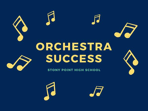 Stony Point Orchestra Success