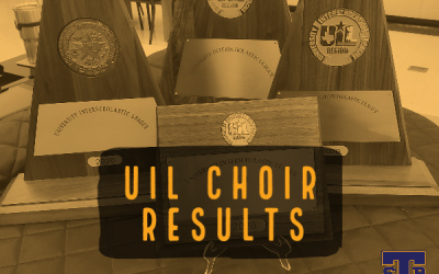 UIL Choir Results