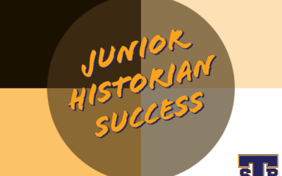 Junior Historians Win Big