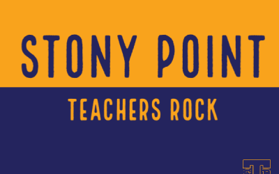 Stony Point Teachers Rock