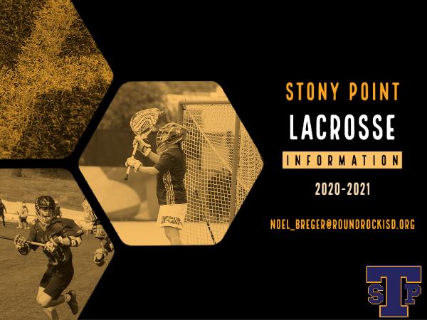 Stony Point Lacrosse Information