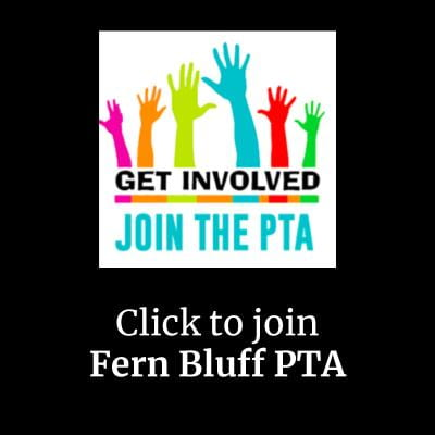 Get involved, Join the PTA, Click to join Fern Bluff PTA