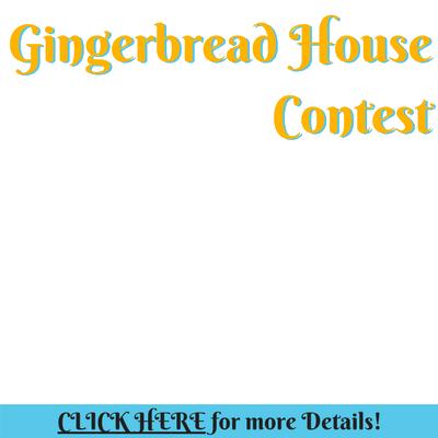 Gingerbread Contest Details
