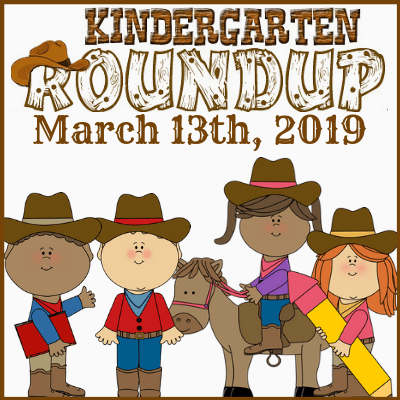 Kinder roundup March 13th