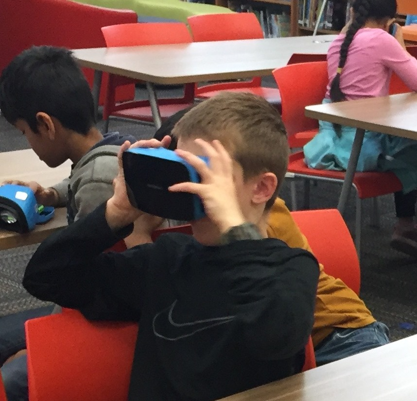 Virtual Field Trips with Google Expeditions
