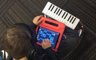Students Create Music with Garage Band