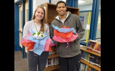 Caraway Teacher of the Year & Paraprofessional of the Year