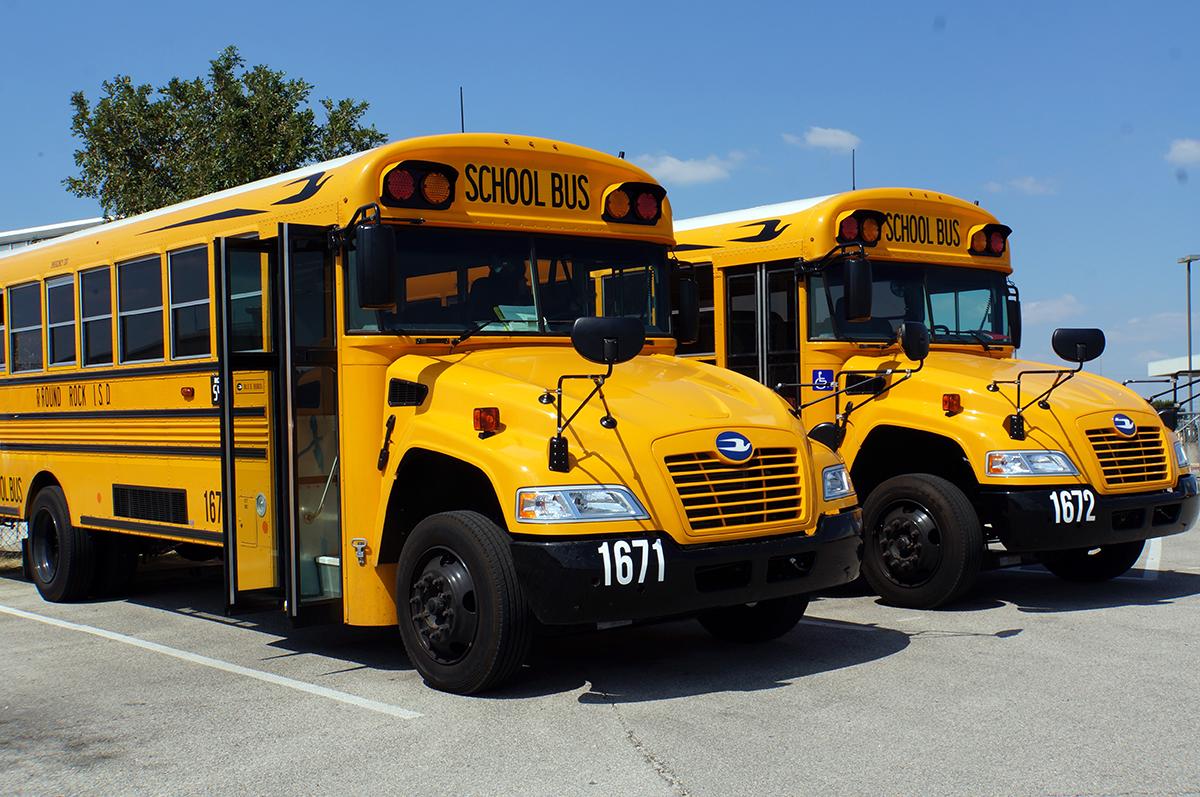 Transportation | Round Rock ISD