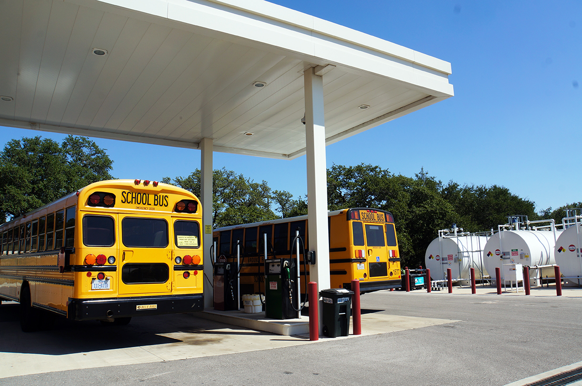 Transportation | Round Rock ISD