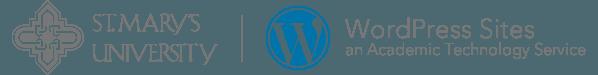 St. Mary's University Academic WordPress System