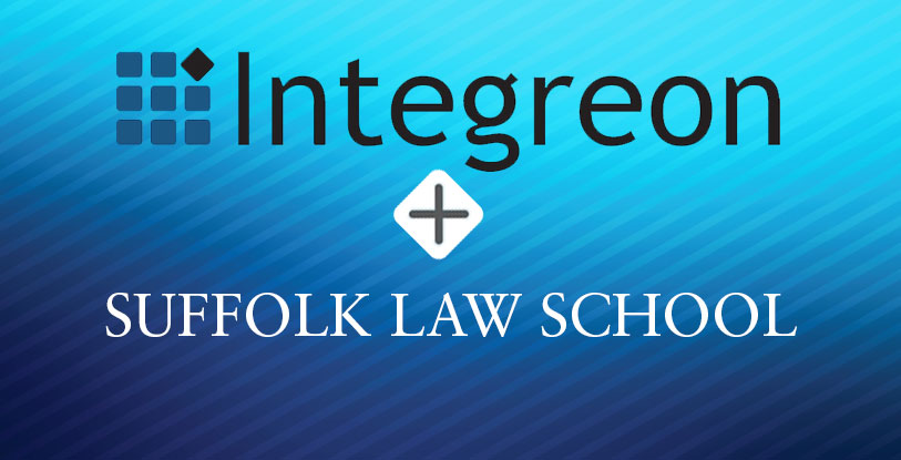 Suffolk Law Students Team up with Legal Process Outsourcing Innovator Integreon