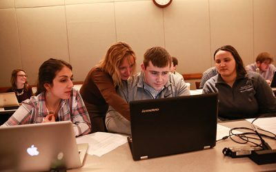 Students Provide Low Income Residents Digital Pro Bono