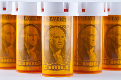 Pharmaceuticals, What's the Cost?