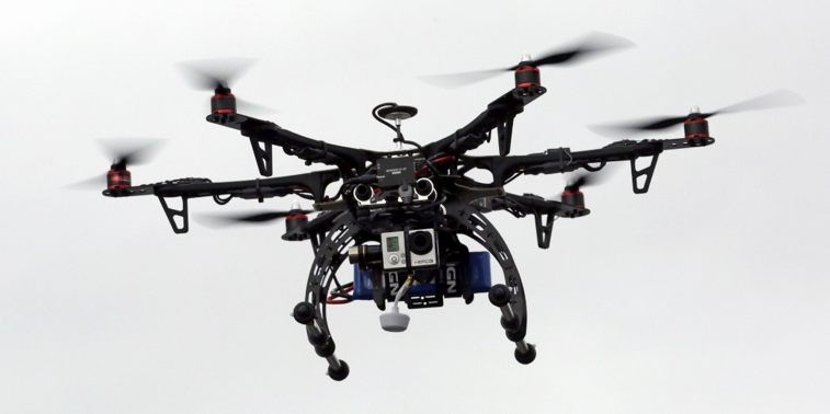 Will Police Officers be Able to Use Weaponized Drones?