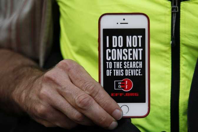 "Grey Area for Fourth Amendment Rights at the Border: Will the Recently Introduced ""Protecting Data at the Border Act"" Provide Sufficient Protection Against the Search of our Cell Phones?"