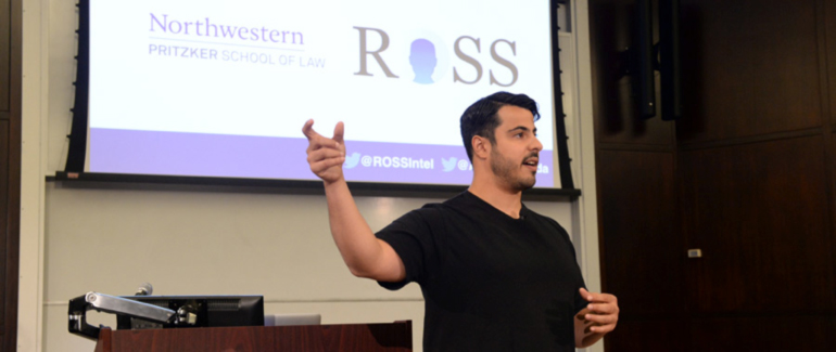 We Robot: Artificial Intelligence in Law Schools