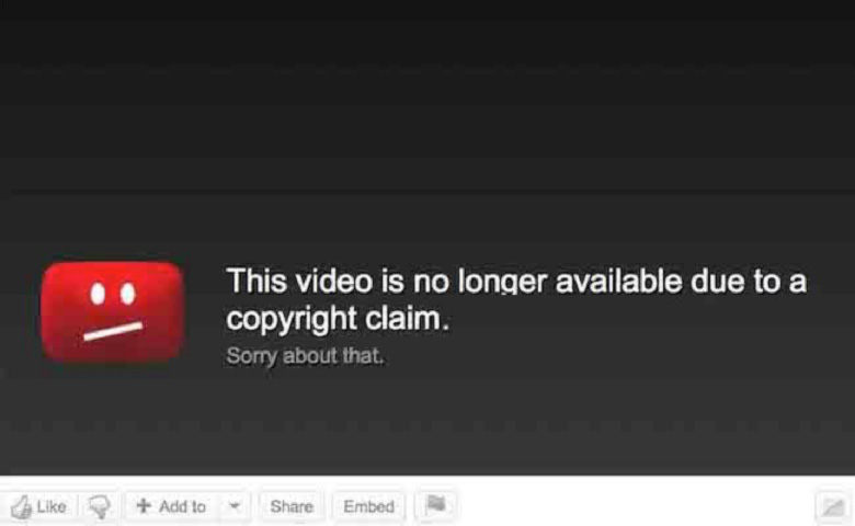 STRIKING OUT – YOUTUBE'S SWING-AND-MISS COPYRIGHT ID SYSTEM