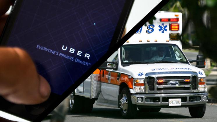 Modern Day 911 Calls: The Legal Implications of Using Uber in Place of an Ambulance