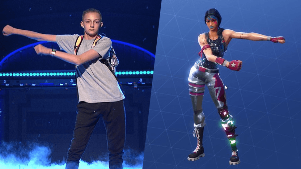 The Creators of Fortnite Have Danced Their Way Into Copyrighted Territory