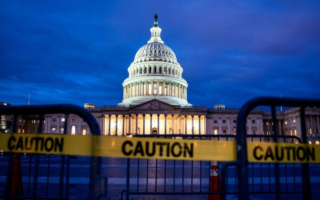The Effect of the Government Shutdown: @realDonaldTrump, how much longer do tech companies have to suffer?