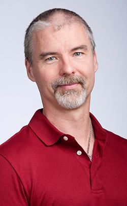 October 7, 2013 - Northeastern University faculty member Michael Sweet