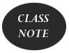 classnote