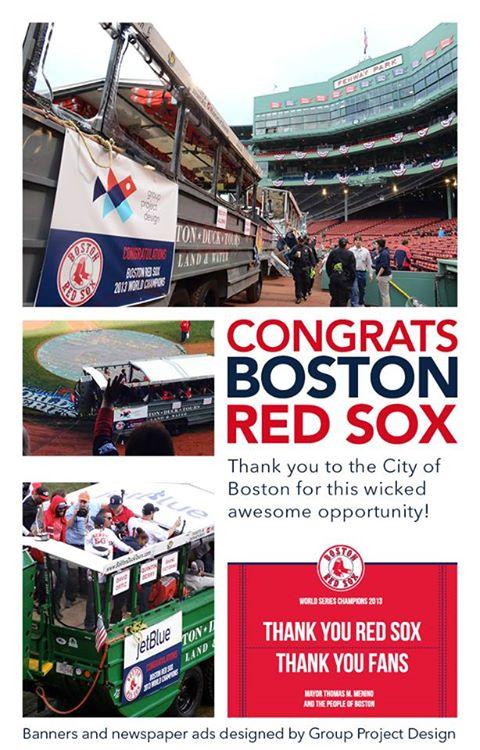 congrats boston