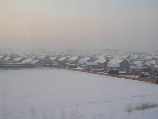 village Manchuria