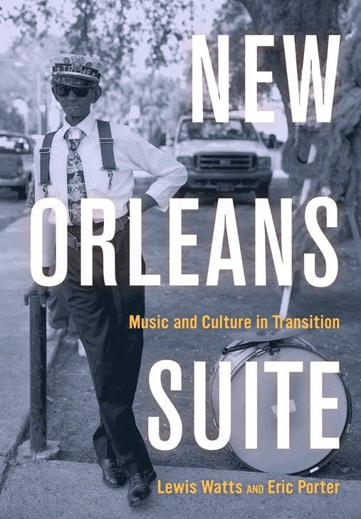 001 New Orleans Suite Front Cover