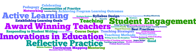 Committee on Teaching Blog