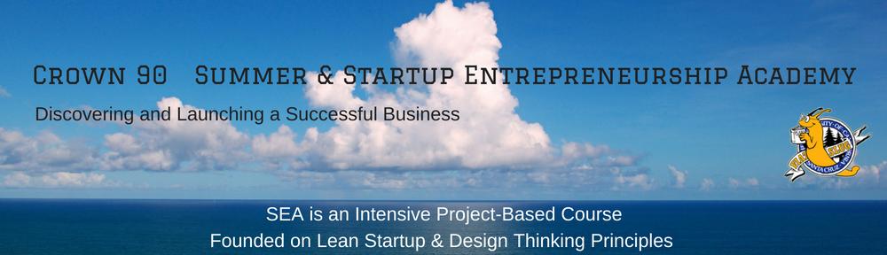 UCSC Startup & Summer Entrepreneurship Academy