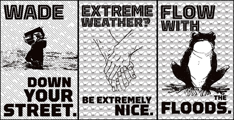 Dear Climate Posters