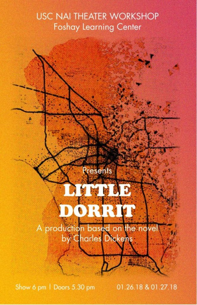 Little Dorrit production poster