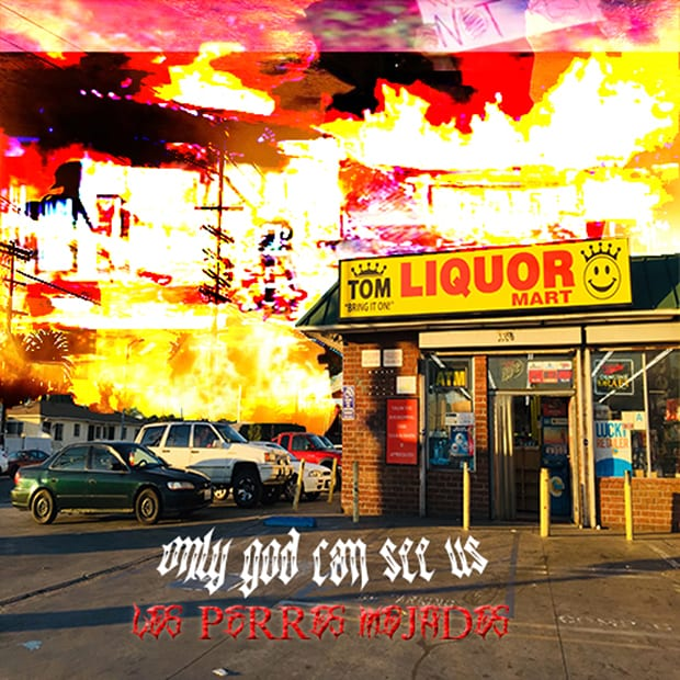 Intersections: This single takes the listener sonically to the starting site of the LA riots, the corner of Florence and Normandie. Cover art by AP literature student.