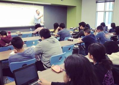 Guest Lecturer Prof. Griffiths