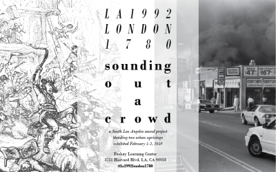 South LA Students Sounds Out The Crowd At UCLA Salon 02 UCLA May 24-6