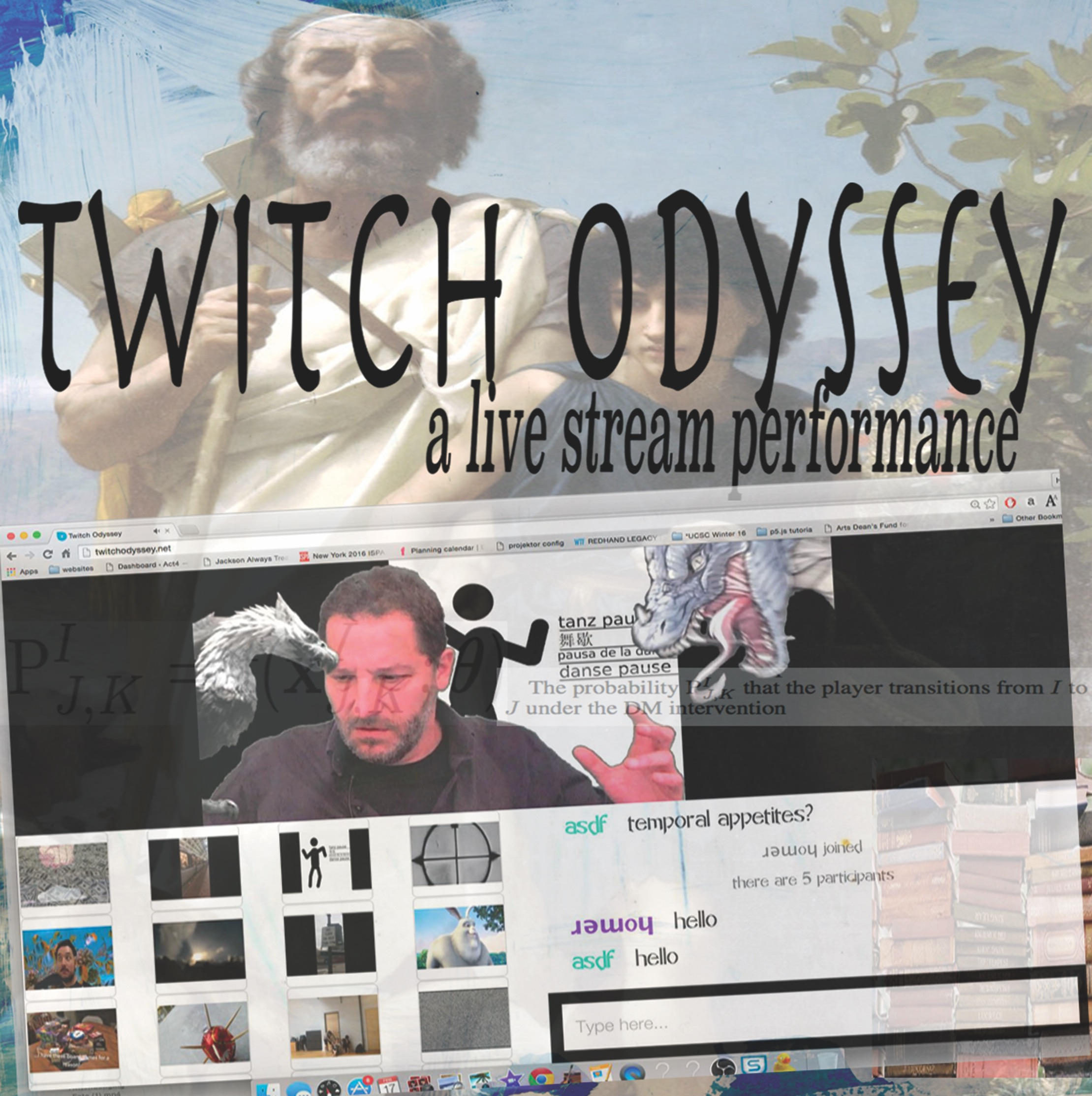 Twitch Odyssey