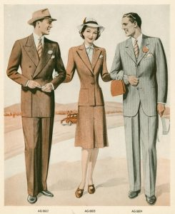 http://www.gurjotnewyork.com/blog/the-history-of-the-suit-world-war-ii-and-the-victory-suit/