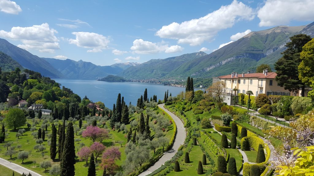 Rockefeller Foundation's Bellagio Conference Center Bellagio, Italy