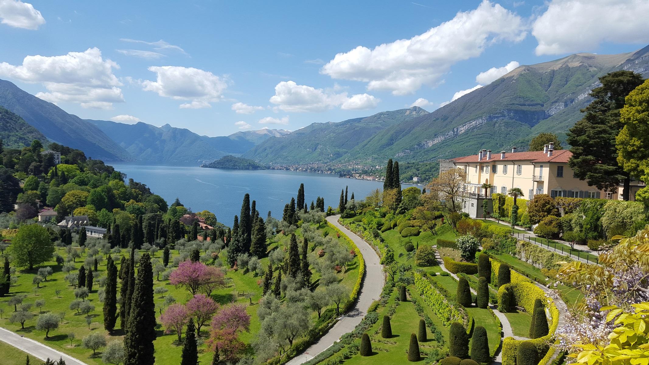 Rockefeller Foundation's Bellagio Conference Center Bellagio, Italy