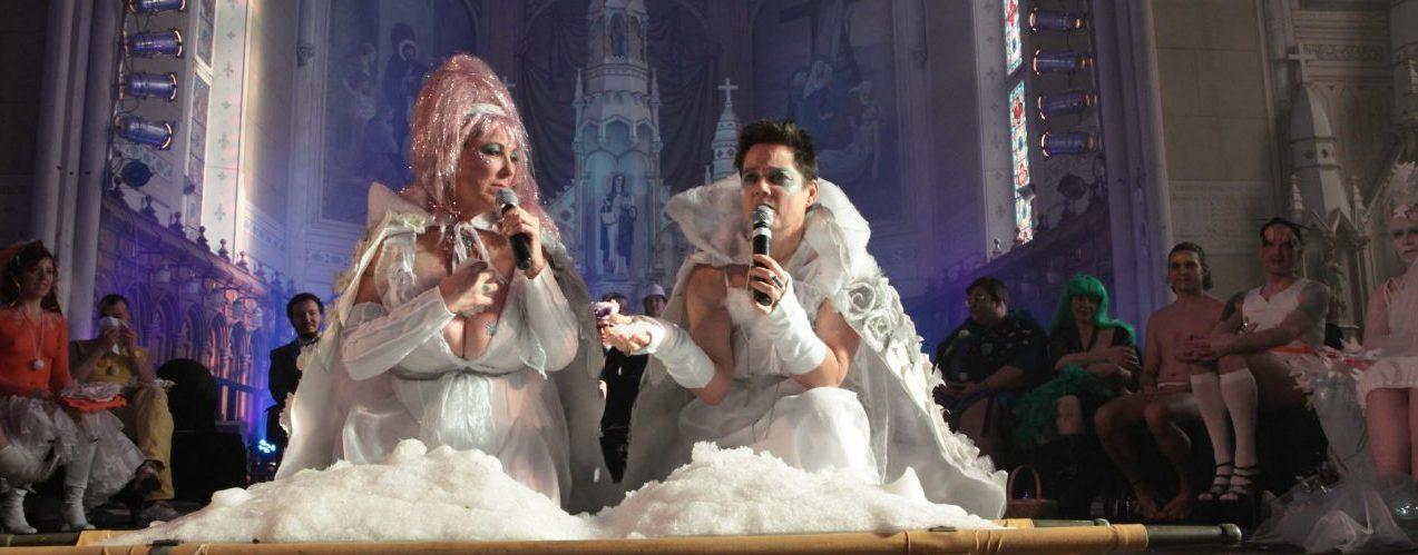 Silver wedding of the Snow Photos